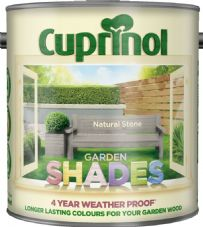 Cuprinol Garden Shades 2.5L - Natural Stone